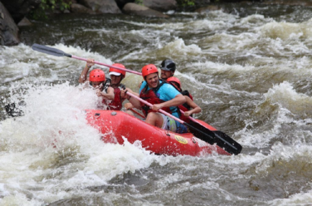 Whitewater Rafting Tips