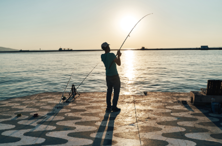 4 Health Benefits of Fishing