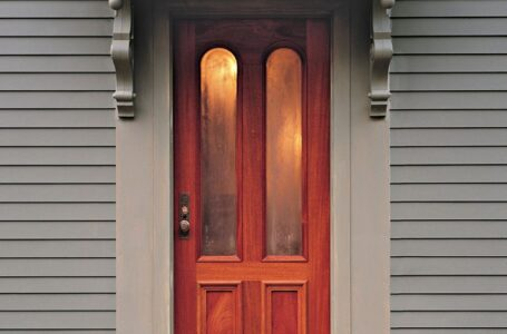 Why are custom made exterior doors important?